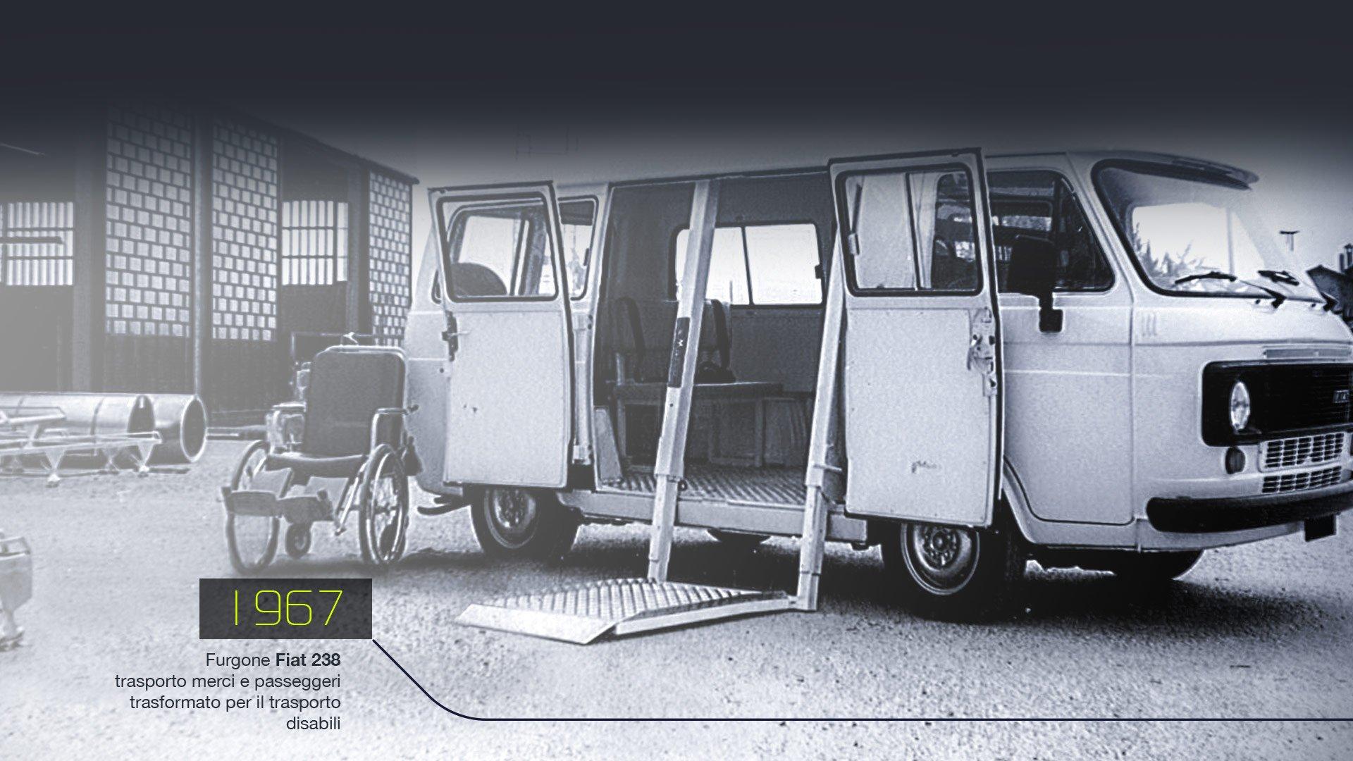 rolfi veicoli, auto e furgoni speciali per disabili