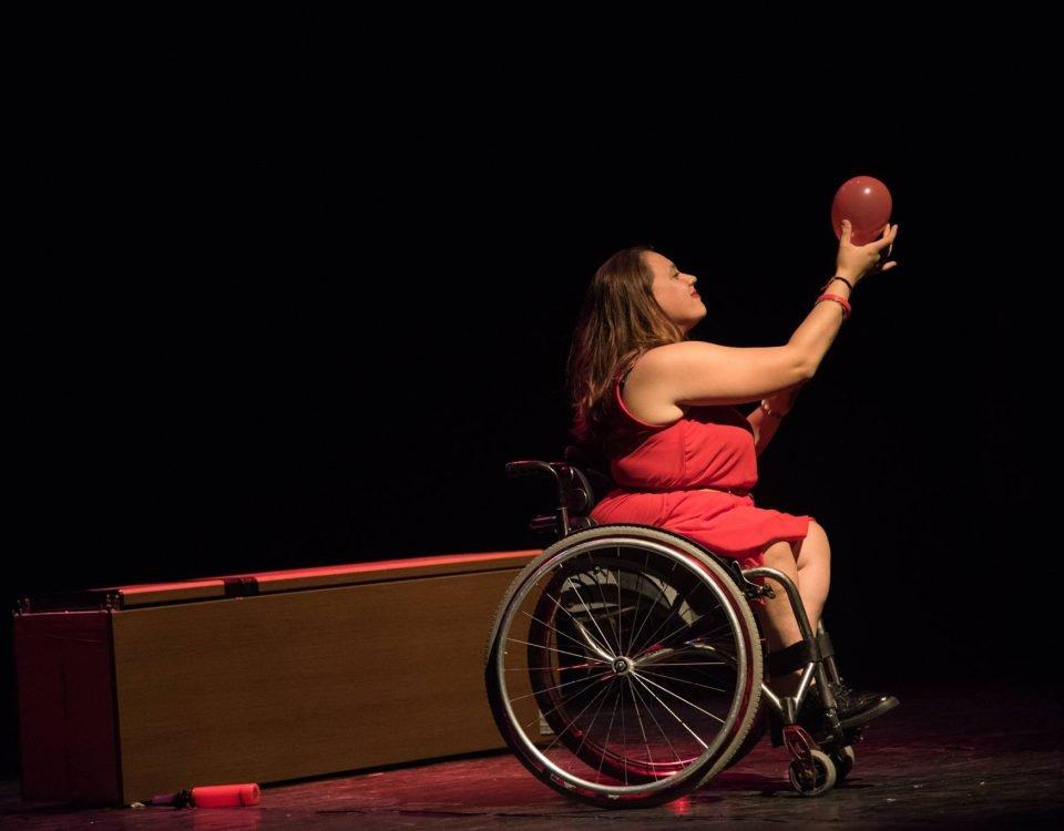 ti ribalto spettacolo disabili milano